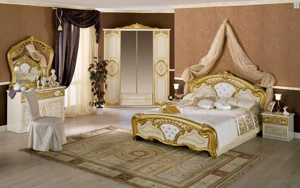 Калининград интердизайн спальня роза